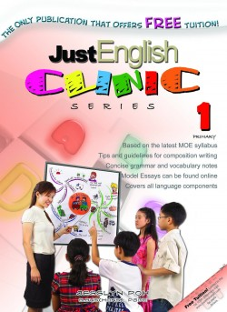 Just English Clinic P1
