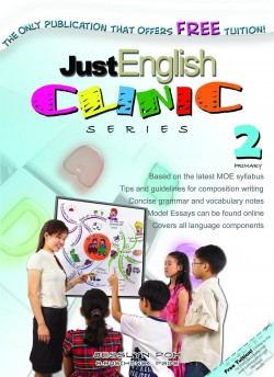 Just English Clinic P2
