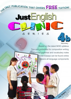 Just English Clinic P4b