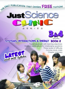 Just Science Clinic P3 & P4 Book 2