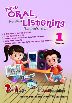 Just Oral and Listening Comprehension P1