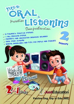 Just Oral and Listening Comprehension P2