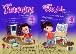 Just Oral and Listening Comprehension P4