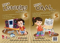 Just Oral and Listening Comprehension P5
