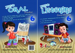 Just Oral and Listening Comprehension P6
